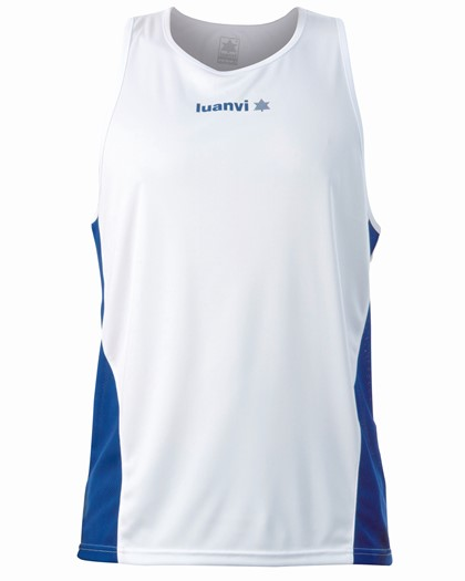 SHIRT RACE SLEEVELESS