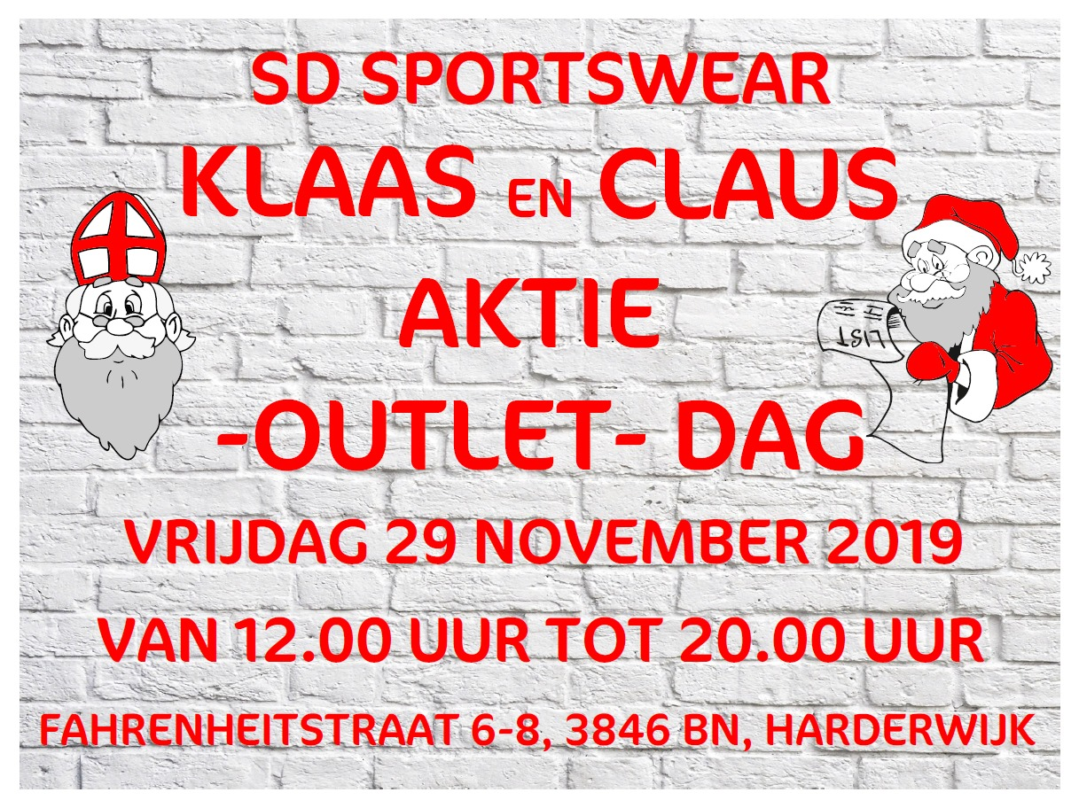 KLAAS & CLAUS - OUTLET - DAG !